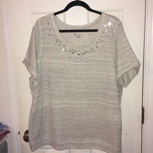 Lane Bryant 18/20 sweater shirt